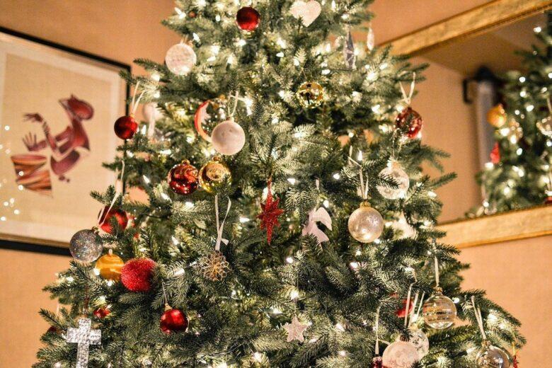 クリスマスツリー 英語表現
