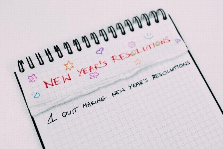 新年の抱負 英語フレーズ 表現
