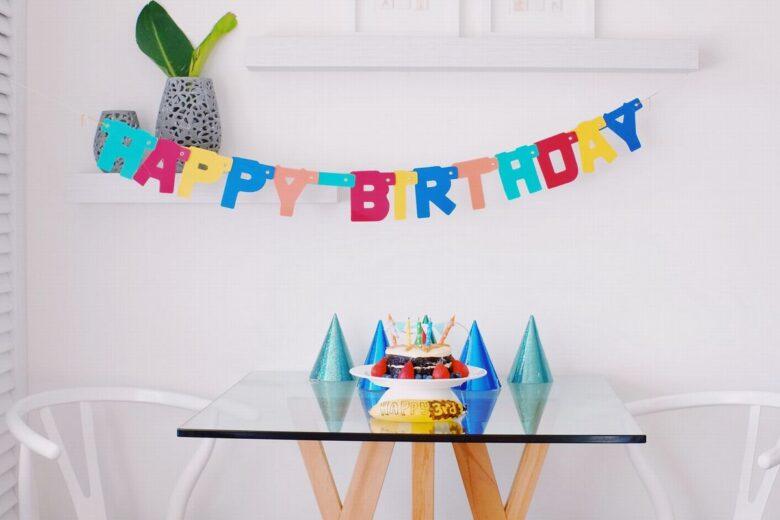 定番シンプルな英語の誕生日メッセージ11選